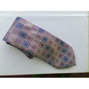 Kenneth Cole Men's Silk Tie