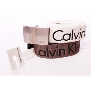 Calvin Klein Web Logo Belt
