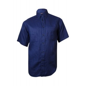 Roundtree and Yorke Men's Linen Shirts