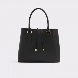 Aldo Aqualina Black Tote Bag