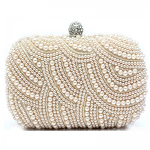 Ur Eternity Pearl & Rhinestone Evening  Bag