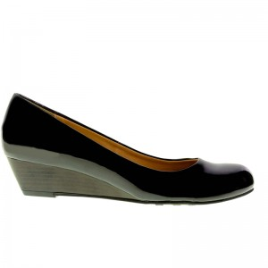 CL by Chinese Laundry Women's Marcie Patent Dress Wedge Pump