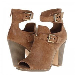 Guess Isteria Ankle-high Open toe Booties