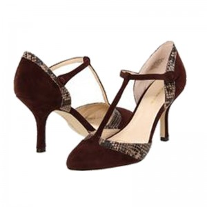 Jones New York Helkie Ginger Snake pump