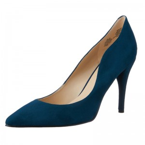 Nine West Fiddler Suede Dress Pump