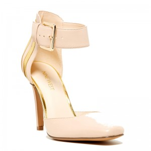 Nine West Legna Ankle Cuff Pump