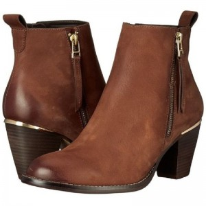 Steve Madden Wantagh Leather Ankle Boot