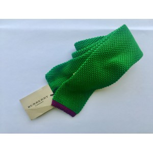 Burberry Men's Knitted Tie