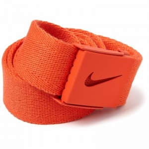 Nike Tech Essentials Web Belt Team Orange
