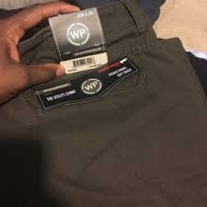 WP Utility Chinos Pants Dove