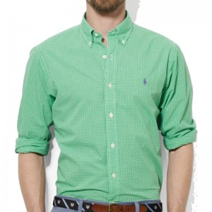 Ralph lauren Polo Custom Fit Poplin Shirt